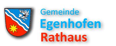 Logo Egenhofen Rathaus